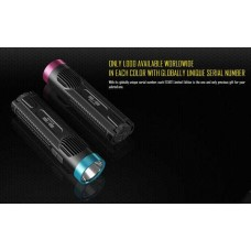 Фонарь - туристический Nitecore EC4GT LIMITED EDITION RED/ BLUE