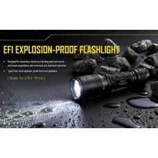 Фонарь взрывозащищенный Nitecore EF1 CREE XM-L2 U3