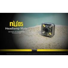 Налобный фонарь Nitecore NU05