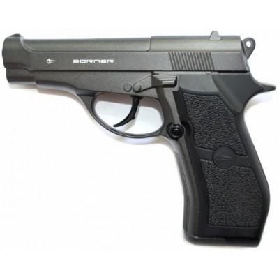 Пистолет пневматический Borner M84 (Beretta)