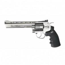 Револьвер страйкбольный  ASG Dan Wesson 6 Silver