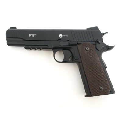 Пистолет пневматический Gunter P1911 (Colt)