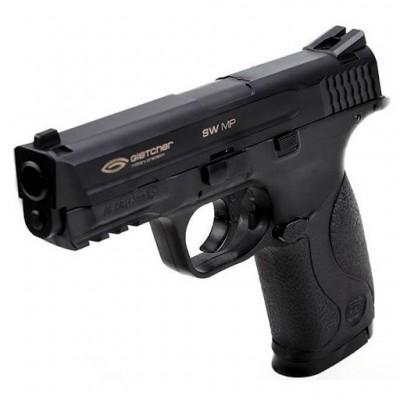 Пистолет пневматический Gletcher SW MP, пластик