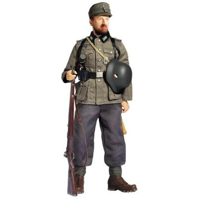 Модель - фигура Alfons горный стрелок, Dragon