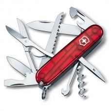 Складной нож Victorinox 1.3713.T Huntsman 15 в 1, 91 мм