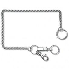 Цепочка с кольцом для ключей и карабином Victorinox 4.1854