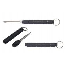 Нож брелок (черный, 105мм - 170мм)