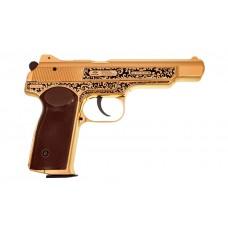 Пистолет пневматический Gletcher APS gold limited edition