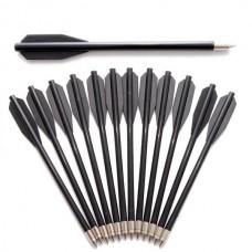 Набор стрел - болтов для пистолета-арбалета 6.5 (пластик, 10 шт.)