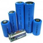 Литий-ионные аккумуляторы 18650, 14500, 16340, 26650