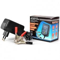 Зарядное устройство для свинцово-кислотных аккумуляторов ROBITON LA2612-600 (2/6/12В, 600 мА)