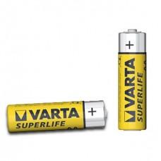 Батарейка Varta Super Life AA Желтая солевая