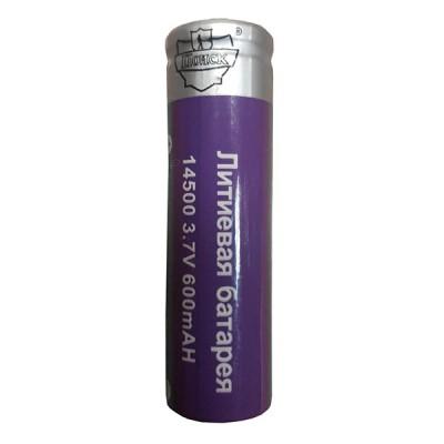 14500 Аккумулятор литий-ионный с защитой  (3.7В 600 mAh)