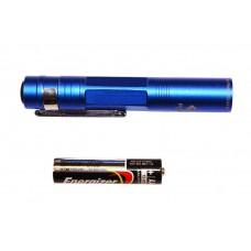 Фонарь FormOptik Micro FM03B LED (синий)