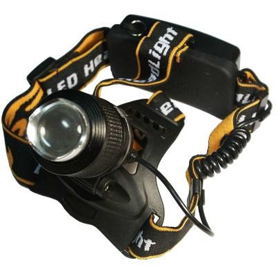 Налобный фонарь - фара Поиск / Poisk P-2199