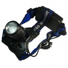 Налобный фонарь - фара Поиск P-Y002
