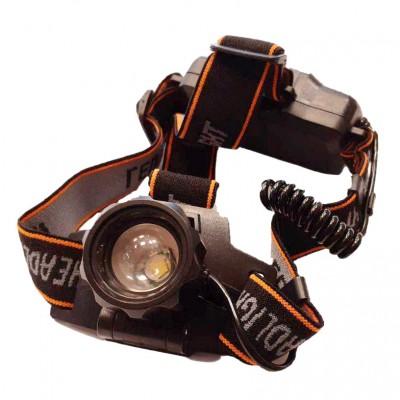 Налобный фонарь Поиск / Poisk P-T100