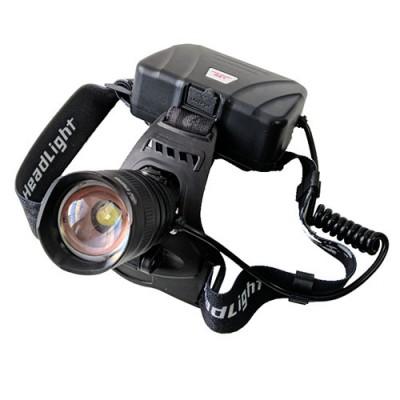Налобный фонарь Поиск P-T23-P50