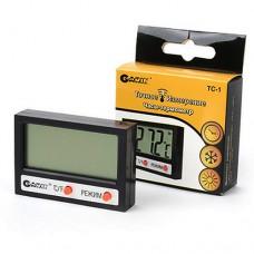 Термометр с часами GARIN TС-1