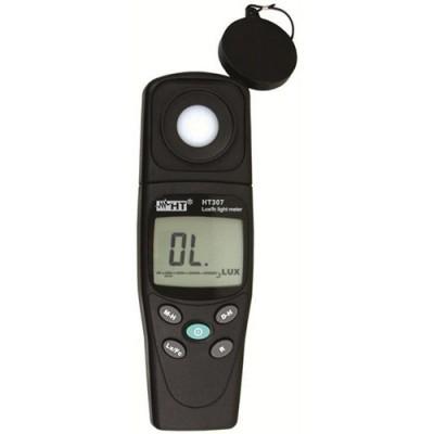 Люксметр HT307 (измеритель освещенности)