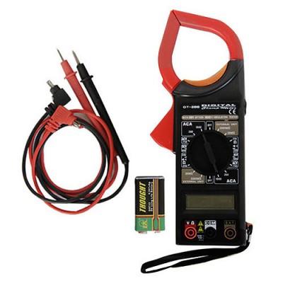 Мультиметр цифровой (токовые клещи) Clamp Meter DT266 C