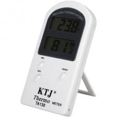 Цифровой термометр TA138 c гигрометром (температура, влажность)
