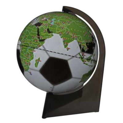 Глобус - Чемпионат мира по футболу 2018, сувенирный (диаметр 210 мм)