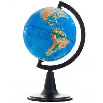 Глобус физический (диаметр 120 мм)