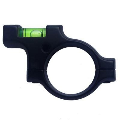 Кольцо с уровнем для оптического прицела (уровень на прицел, диаметр - 30мм)