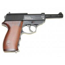 Пневматический пистолет Borner C41 (Walther)
