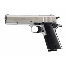Пневматический пистолет Umarex Colt Government 1911 A1 Никель 4,5 мм (без ЛЦУ)