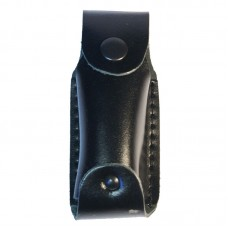 Чехол кобура для газового баллончика объема 25 мл, 50 мл и 65 мл (черный, 10,5х3,5 мм)