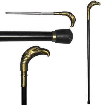Трость с клинком Амон Ра (золотой)