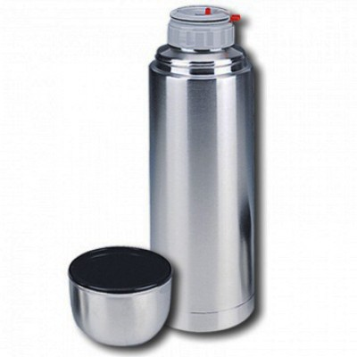 Термос туристический на 1 литр, Luotuo Верблюд (узкое горло; PT-SVF-1000RLT)