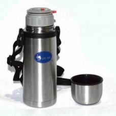 Термос туристический на 0,6 литра, Luotuo Верблюд (узкое горло; PT-SVF-600Е)