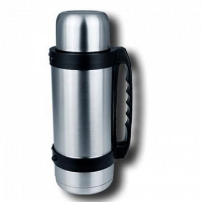 Термос туристический на 2 литра, Luotuo Верблюд (широкое горло; PT-SVF-2000H2RE)