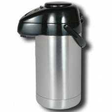 Термос автоматический помповый (насос) на 2 литра, Luotuo Верблюд (PT-SVAP-2000E-C)