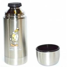 Термос туристический на 0,75 литра, Luotuo Верблюд (узкое горло; PT-SVF-750R4)