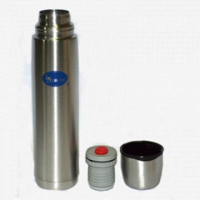 Термос туристический на 1 литр, Luotuo Верблюд (узкое горло; PT-SVF-1000RL2)