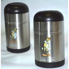 Термос туристический на 0,6 литра, Luotuo Верблюд (широкое горло; PT-SVF-600Н2RA)