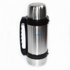 Термос туристический на 3 литра, Luotuo Верблюд (широкое горло; PT-SVF-3000H2RE)