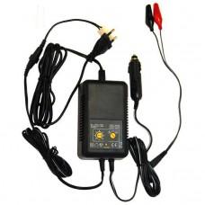 Зарядное - разрядное устройство А2PRO 7104 для NiCd и NiMh аккумуляторов