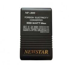 Конвертер - трансформатор Newstar NF-300 110V-220V (повышающая / понижающая функция Reverso)