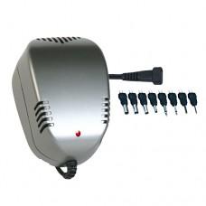 Адаптер - блок питания 220В-12В-3В Robiton DN1000