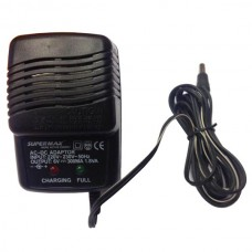 Зарядное устройство для фонарей со свинцовыми аккумуляторами SuperMax (6В, 300 мА)