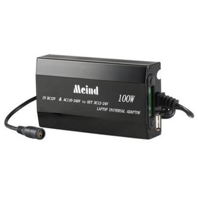 Универсальный автомобильный инвертер, преобразователь и зарядное устройство для ноутбуков, USB устройств