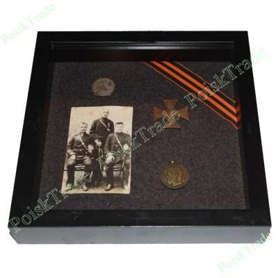Рамка Знак 3-го драгунского новороссийского полка