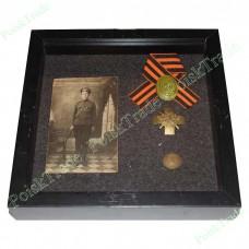 Рамка Знак гвардейского флотского экипажа