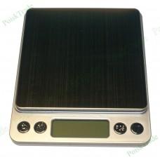 Электронные карманные / ювелирные весы до 500 грамм