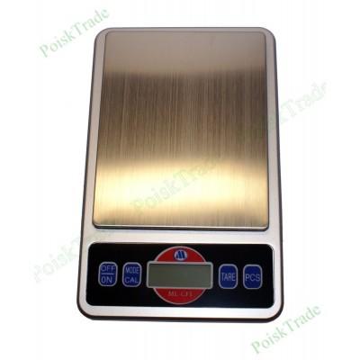 Электронные карманные / ювелирные ювелирные весы до 1 кг
